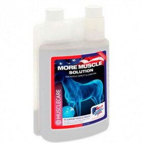 Equine America More Muscle Solution