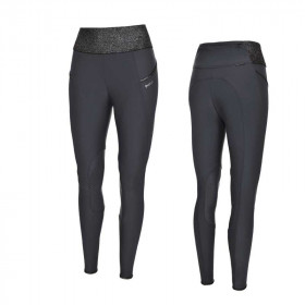 Ridebukser, Pikeur Hanne ridetights, Dark Shadow