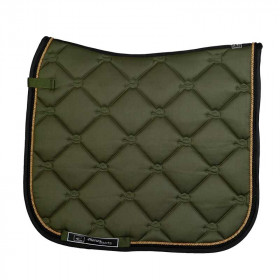 Pro Collection Logo Quilt underlag army