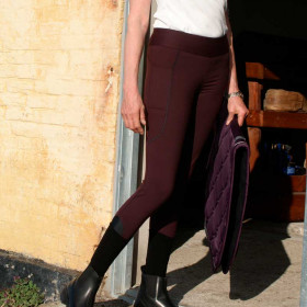 Pro Collection ride tight plum